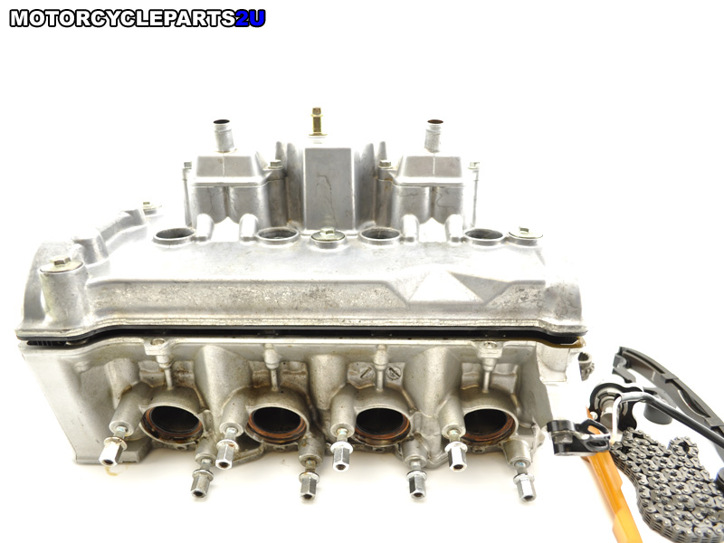 2006 Honda CBR600RR cylinder head assembly