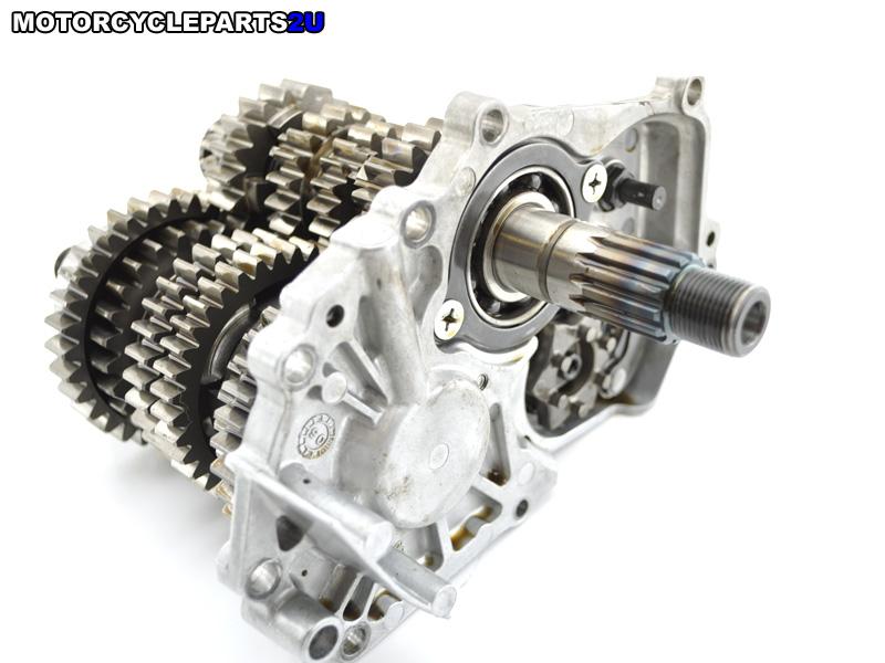 Used 07 08 Kawasaki Zx6r Engine Parts Motorcycleparts2u