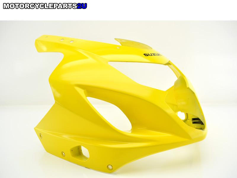 2004 Suzuki GSXR 600 Yellow Front Fairing