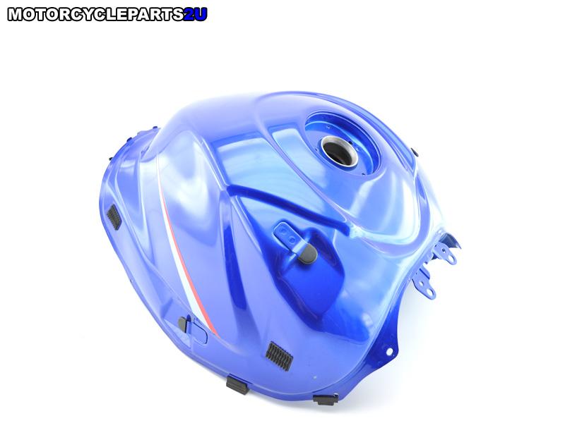 2007 Suzuki GSXR 1000 Blue Gas Tank
