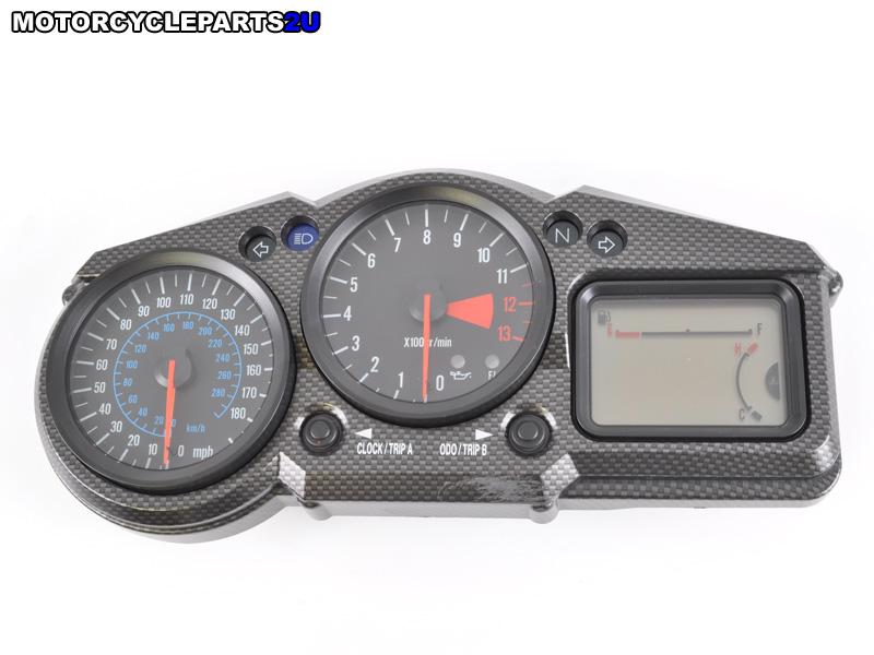 2002 Kawasaki ZX12R Speedometer
