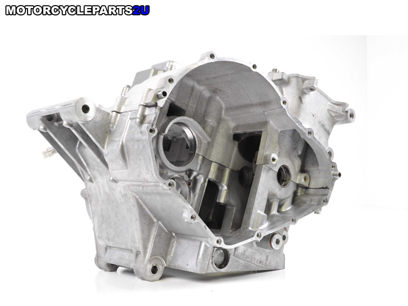 2007 Suzuki GSX-R750 Crankcase with Pistons and Rods