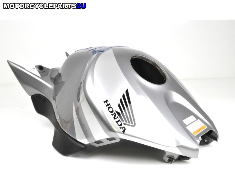 2006 Honda CBR1000RR Silver Gas Tank Cover