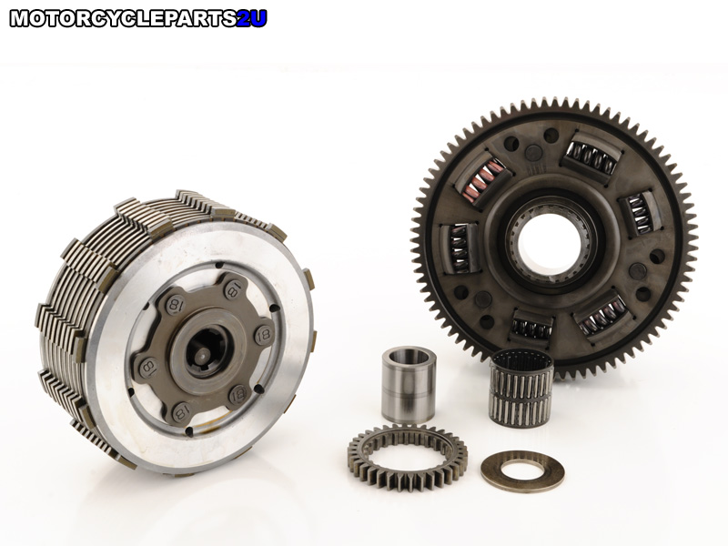 2007 Suzuki Hayabusa Clutch Assembly