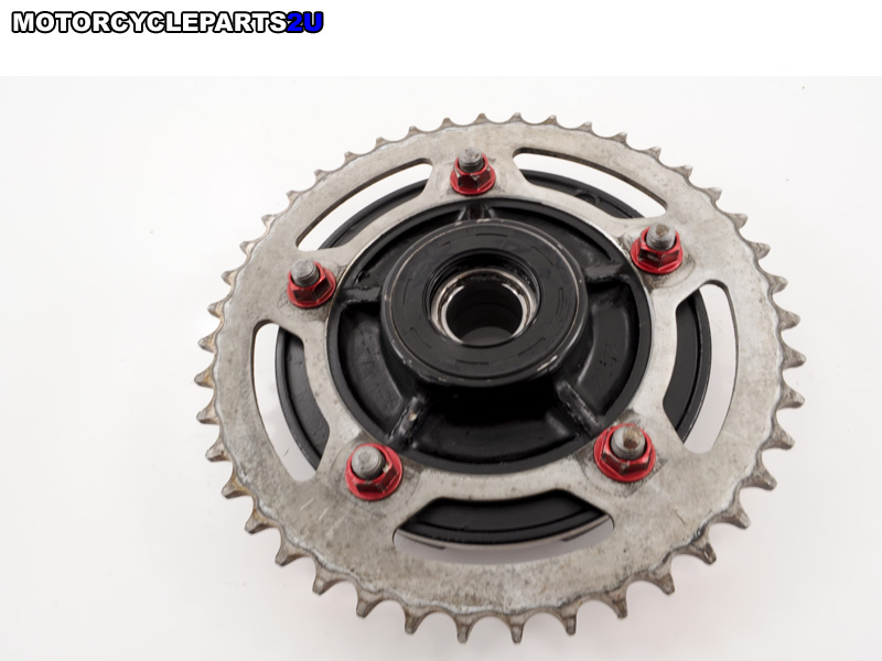 2007 Suzuki GSXR 600 Rear Sprocket 535