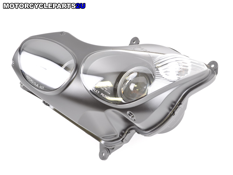 2009 Kawasaki ZX14 Left Headlight