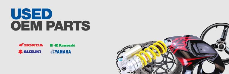 MotorcycleParts2U - Used OEM Motorcycle Parts, Performance