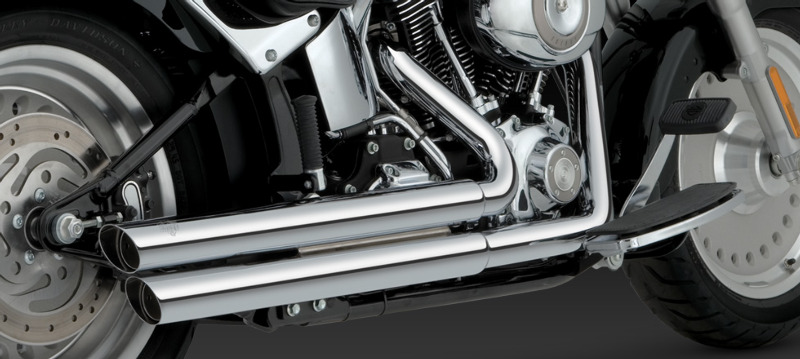 Vance & Hines Q-Series Double Barrel Full Exhaust