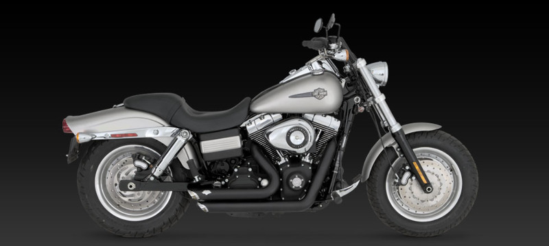 Vance & Hines Shortshots Staggered Full Exhaust