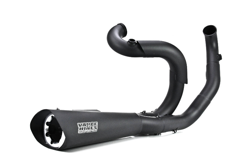 Vance & Hines Competition Series 2-into-1 Full Exhaust | MotorcycleParts2U