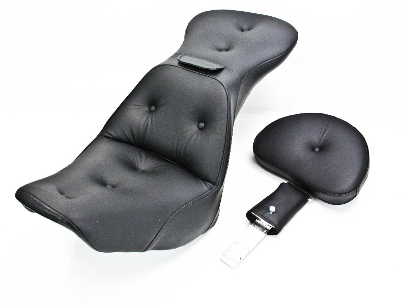Saddlemen Explorer RS Seat with Driver Backrest