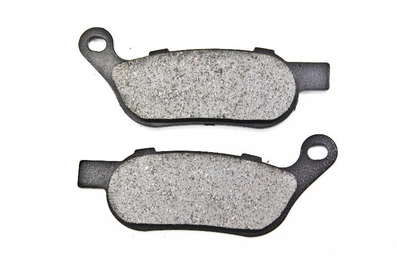 Drag Specialties Semi-Metallic Rear Brake Pads