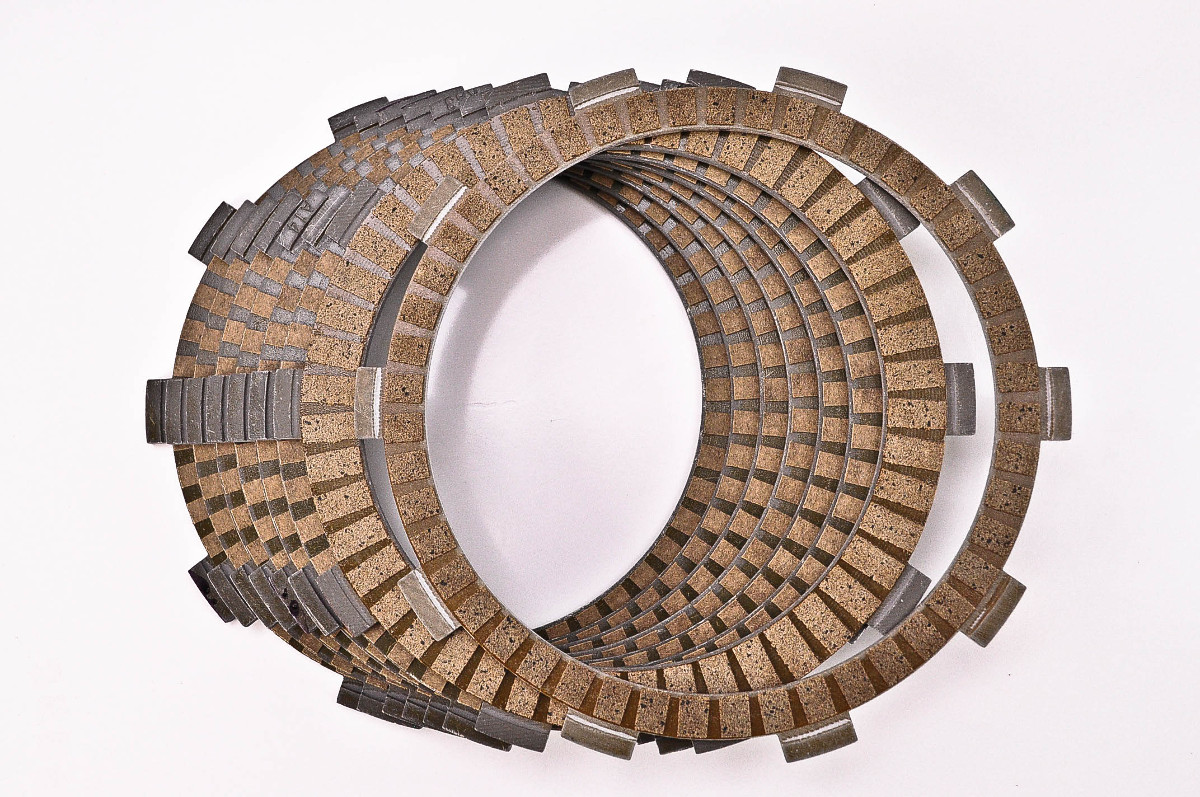 Honda OEM Friction Clutch Plates Kit