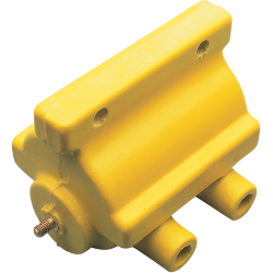 Accel 12V Yellow Power Pulse Coil 140402