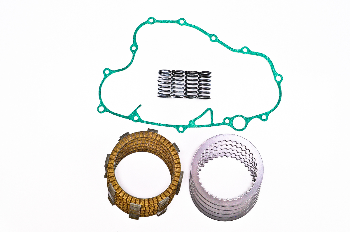 Honda OEM Complete Clutch Kit with Gasket