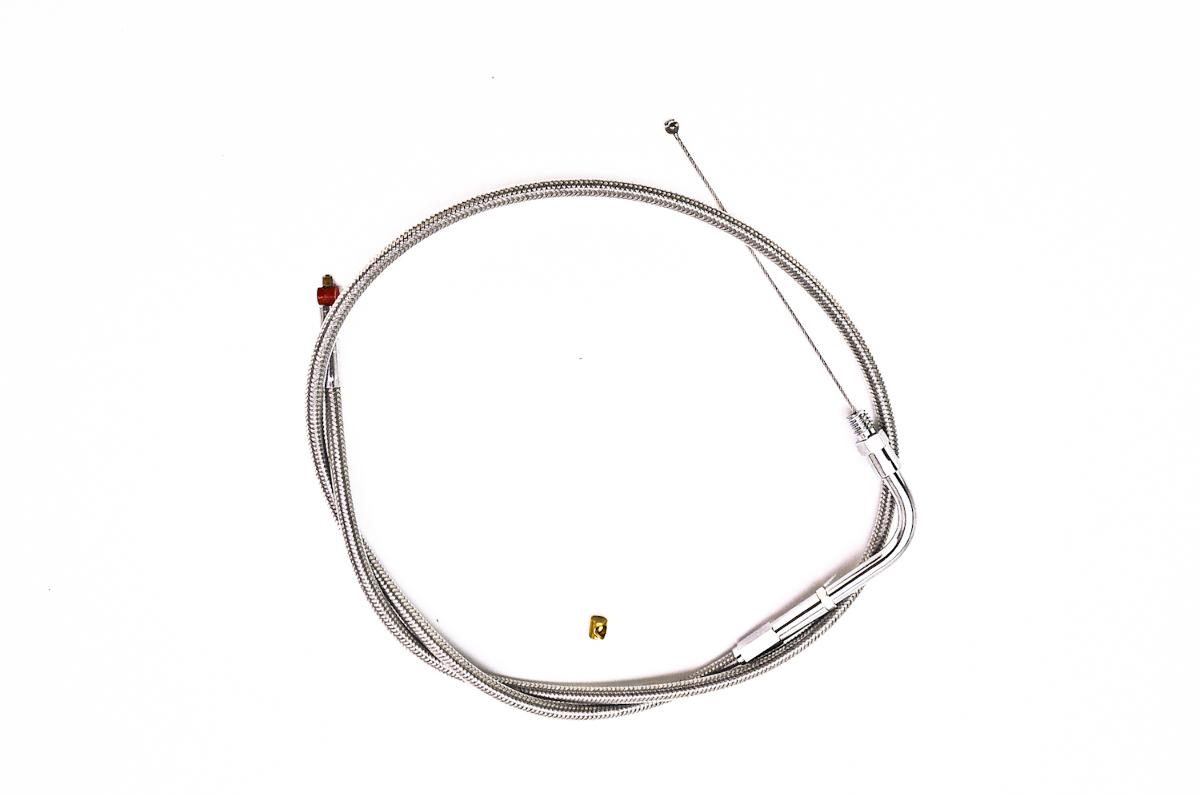 Barnett Stainless Steel Throttle Cable 32