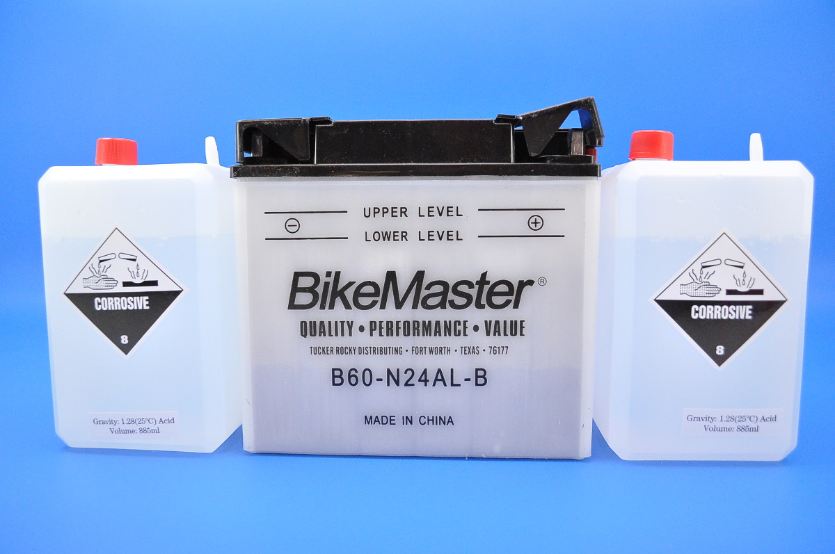 BikeMaster Yumicron Battery