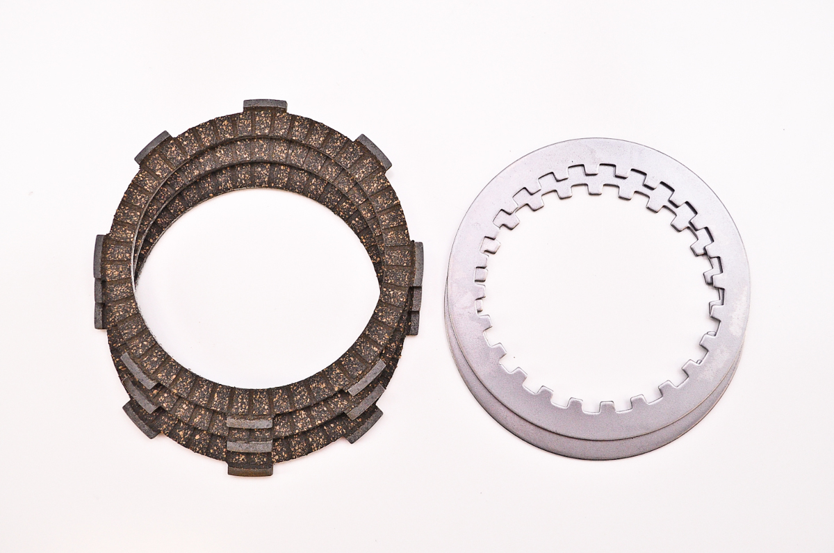 Honda OEM Steel and Friction Clutch Plates Kit