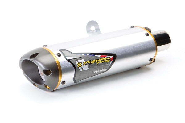 Two Brothers V.A.L.E. Slip-On Exhaust System - M-7 Aluminum