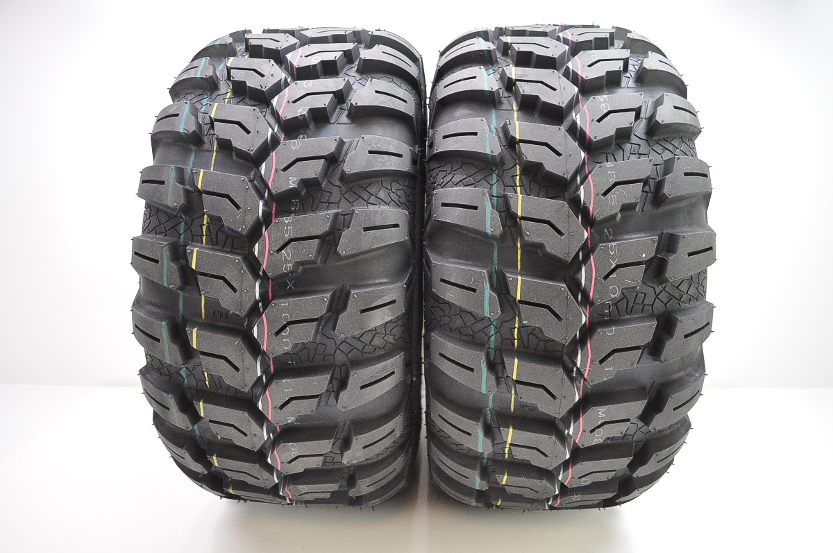 Maxxis Ceros Front Tire 26x9R-14 6 Ply TM00096100