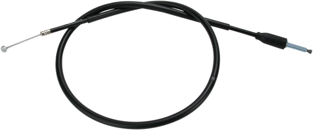 81-83 suzuki gs650 parts unlimited black vinyl clutch cable k28