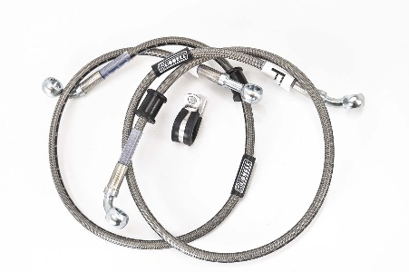 Russell Cycleflex Two-Line Race Front Brake Line Kit