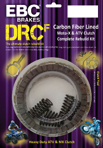 EBC DRCF Series Carbon Fiber Complete Clutch Kit