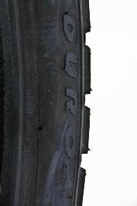 Duro 25-31418-350BTT HF314 Tire 3.50-18 Rear 18 HF314-01 25-31418-350BTT