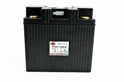 Shorai LFX Lithium Iron Xtreme-Rate Battery