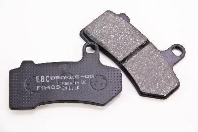 EBC Kevlar Front Brake Pads