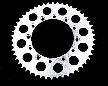 JT Sprocket,s 520 Steel Rear Sprocket, 50T