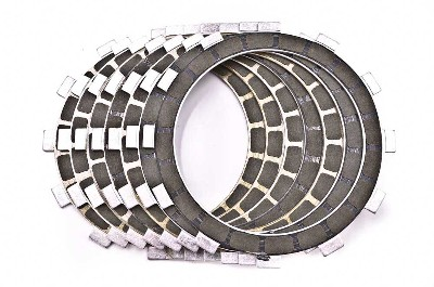 Barnett Kevlar Friction Clutch Plate Kit 7 Plates