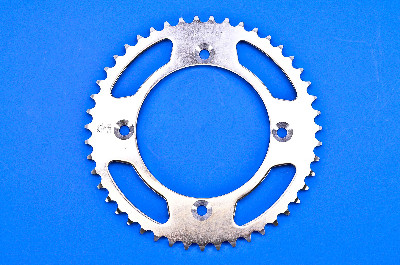 JT Sprocket,s 420 Steel Rear Sprocket, 47T