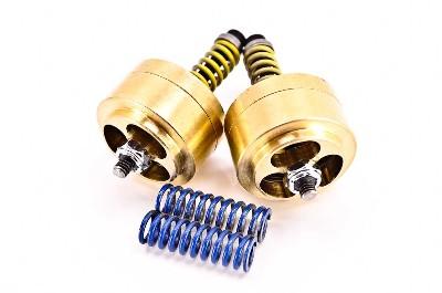 fork gold valve cartridge emulators
