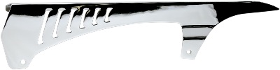 Cobra Chrome Drive Belt Guard