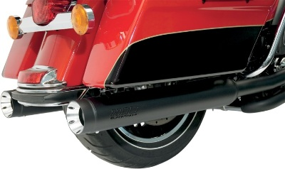 SuperTrapp Stout Black Slip-On Mufflers