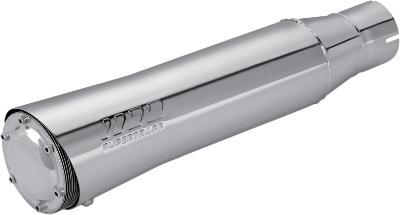 SuperTrapp S/C Elite Universal Chrome Muffler