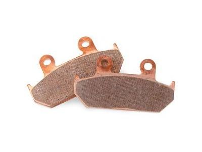 Goodridge Sintered Rear Brake Pads GH348