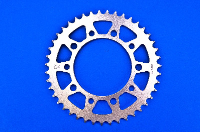JT Sprocket,s 520 Aluminum Rear Sprocket, 43T