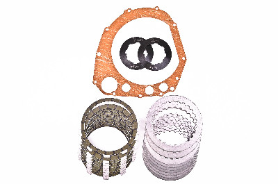 Barnett Complete Kevlar Clutch Kit with OEM Gasket