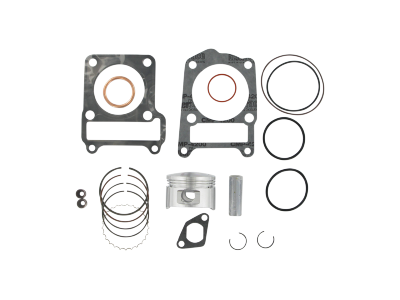 Wiseco PK1682 54.00 mm 11.0:1 Compression Motorcycle Piston Kit with Top-End Gasket Kit