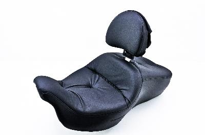 Saddlemen Road Sofa Trike Seat With Driver Backrest