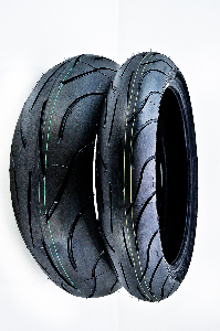 Michelin Pilot Power 2CT Front and Rear Tires