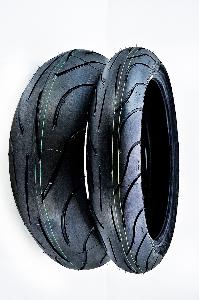 Michelin Pilot Power 2CT Front & Rear Tire Set