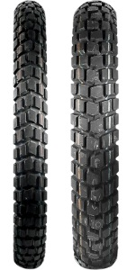 Bridgestone TW41/TW42 Trail Wing Front & Rear Tire Set