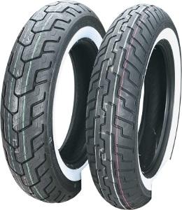 Dunlop D404 Front & Rear Tire Set WWW 150/80-16 & 150/90-15