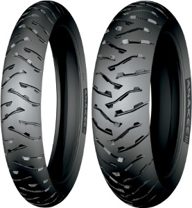 Michelin Anakee III Front & Rear Tire Set