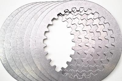 70-73 Yamaha RT1 Barnett Steel Clutch Plate Kit  401-90-063015 7