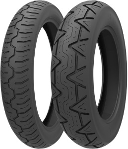 Kenda K673 Kruz Front & Rear Tire Set