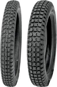 Pirelli MT43 DOT Trials Front & Rear Tire Set